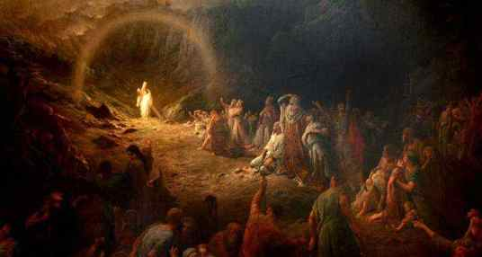 Image result for jesus descends to sheol