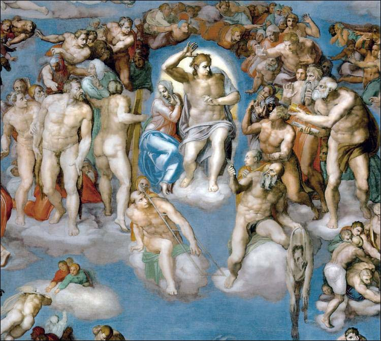 Michelangelo 's Sistine Chapel and Last Judgment&nbspEssay