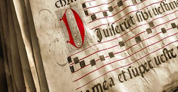 """Why Gregorian Chant Has """"First Place"""" in the Liturgy 