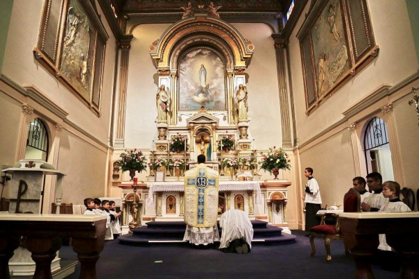 Ten Things You Miss By Going To The Traditional Latin Mass Liturgy Guy