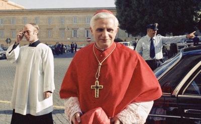 Resultado de imagen de cardinal joseph ratzinger